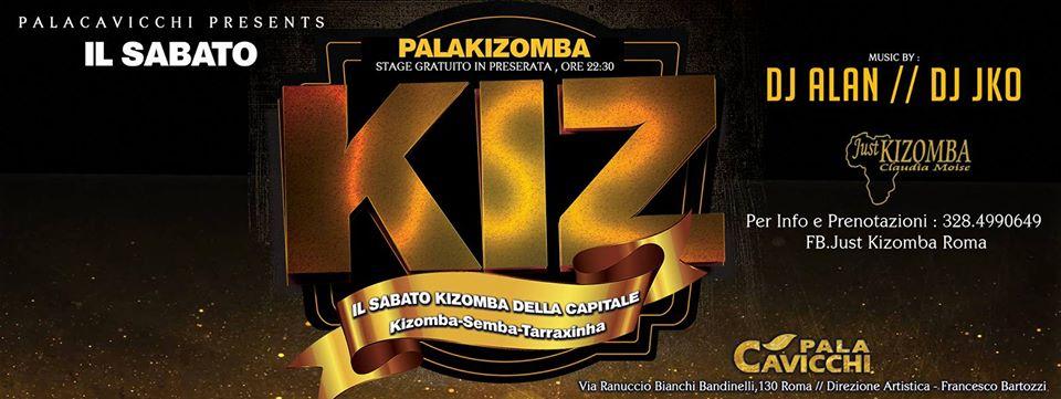 Palakizomba – Sabato – Terrazze Palacavicchi