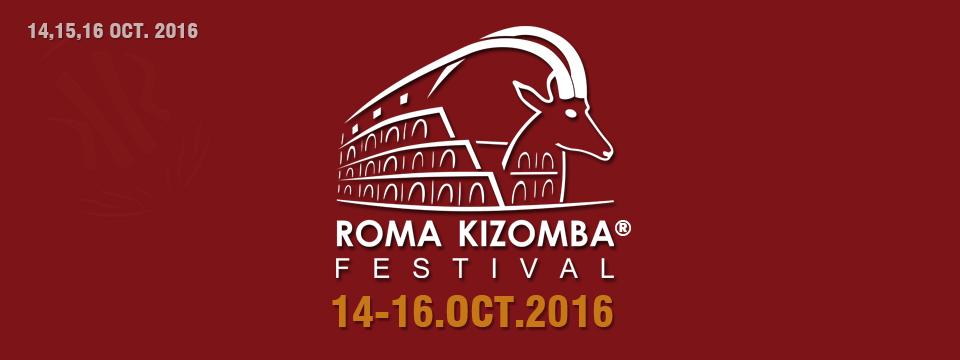 Roma Kizomba Festival 14-16 Ottobre 2016