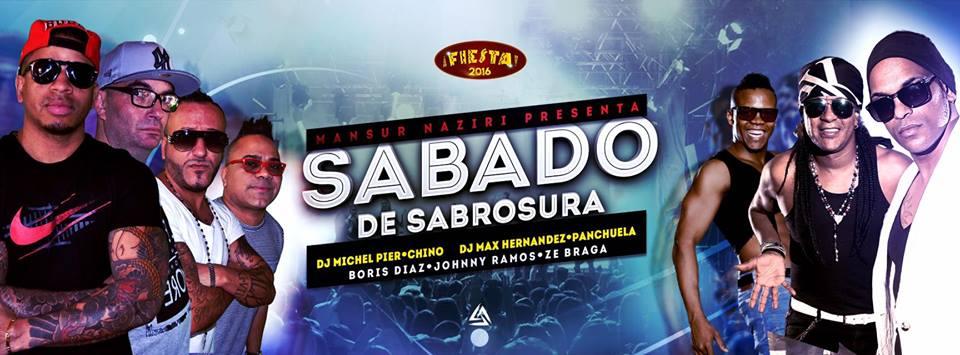 Sabado de Sabrosura – Sabato – Fiesta