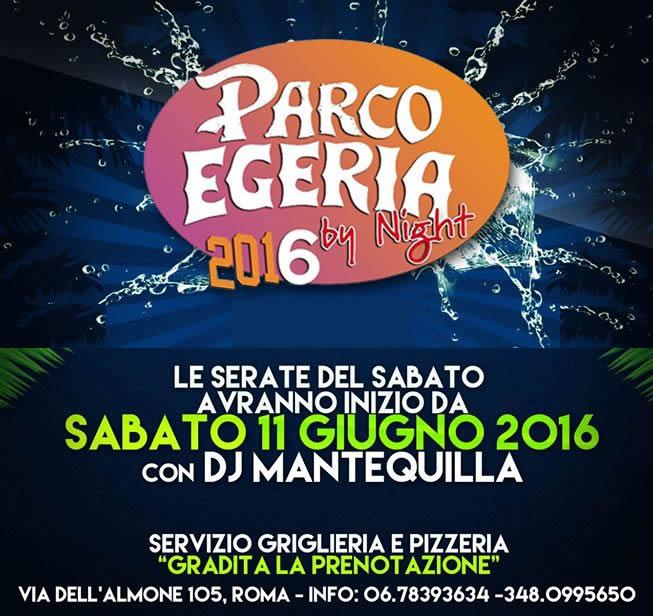 Salsa – Sabato – Parco Egeria