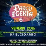 Salsa - Parco egeria 2016-Venerdì