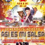 Asi Es Mi Salsa - Venerdì 26 agosto 2016 - Studio 1051