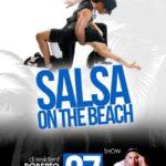 Salsa on The Beach - Sabato 27 agosto 2016 - Marine Village