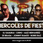 Miercoles de Fiesta - Mercoledì - Fiesta