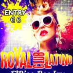 Royal Latino - Giovedì 25 agosto 2016