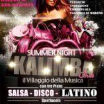 Summer Night - Venerdì 26 agosto 2016 - Kalimba